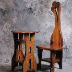 作品13 椅子 机