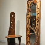 作品15 椅子 鏡
