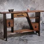 作品4 椅子 テーブル